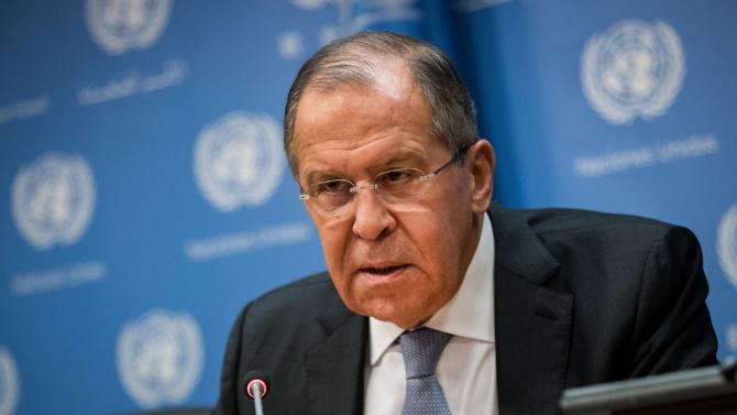 Лавров: Членството на Турция в НАТО не е проблем в отношенията ѝ с Русия