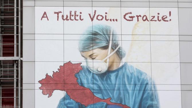 Италианците готови да се лишат от личната си свобода в името на общото здраве
