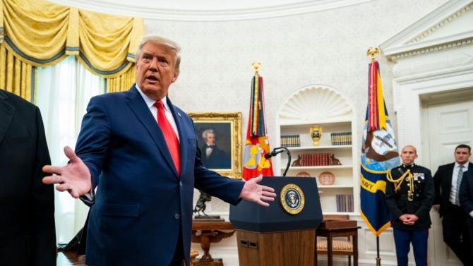 Тръмп продължава с усилията си да прекрати безкрайните войни на Америка