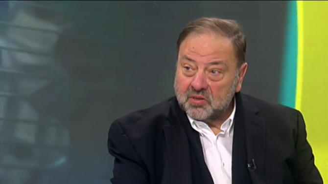 Д-р Николай Шарков: Благодарение на ваксината изчезна вариолата, нали?