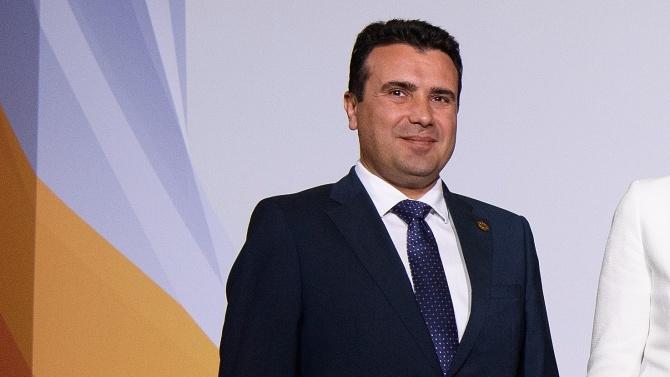 Зоран Заев: Да изчакаме парламентарните избори в България