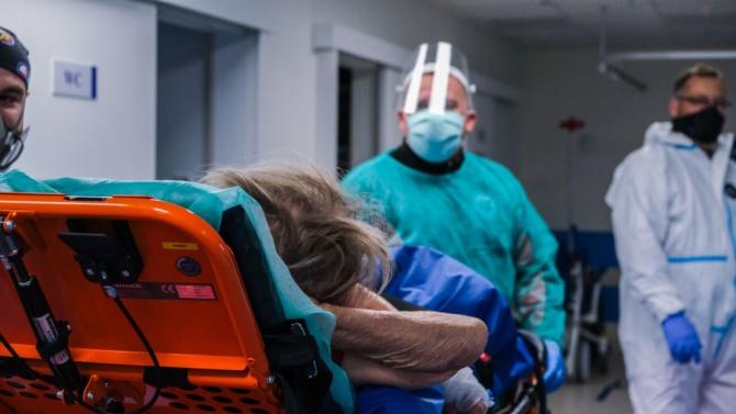 11 души от новооткритите общо 18 случая на коронавирус в област Търговище са настанени в болници
