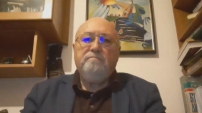 """Александър Йорданов: Македонците правят """"възродителен процес""""с 10 г. закъснение"""
