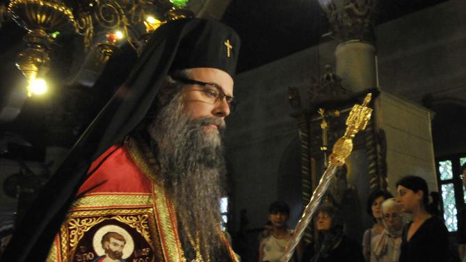 Пловдивският митрополит Николай отслужи Архиерейска света литургия за Никулден