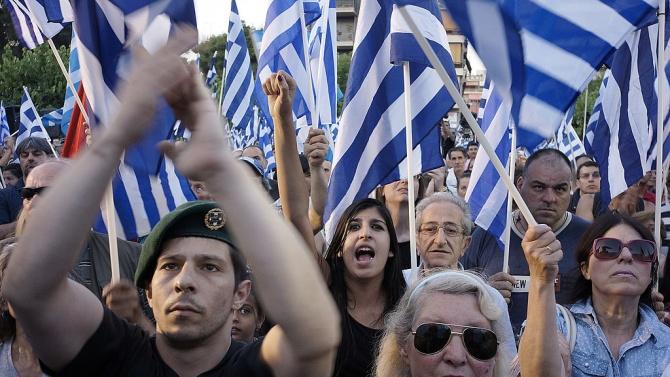 Гърция отбелязва 12 г. от убийството на младеж от полицаи