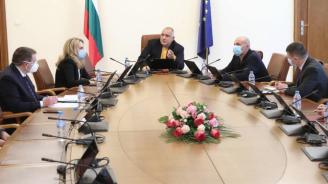 Борисов свика работно съвещание на МС, министрите му докладваха за ситуацията в страната и мерките