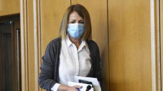 Фандъкова: Контролът в София е строг! Много е важно да спазваме мерките