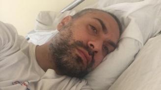 Рапърът Играта разказа за тежката си 2-месечна битка с коронавируса