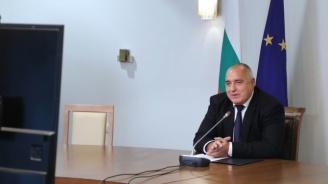 Премиерът Борисов: ЕС трябва да е в готовност за бъдещи заплахи за здравето