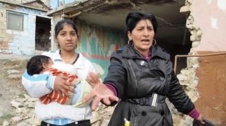 Роми от Бургас: Казват, че се краде вода, никой не краде вода - става две години вода нямаме