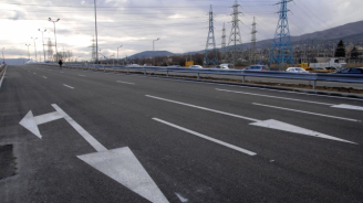 Пускат движението по участък от Южната дъга на Околовръстното в София