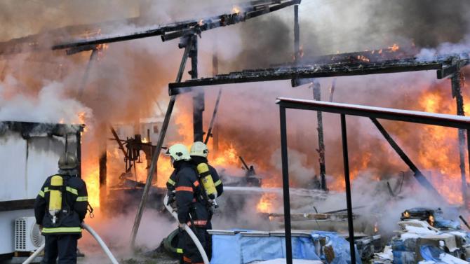 Пожар в с.Мортагоново взе живота на 96-годишна жена