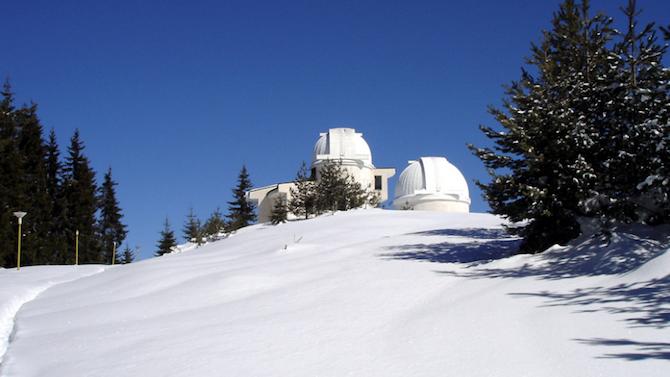 """Националната астрономическа обсерватория """"Рожен"""" ще има нов роботизиран телескоп"""