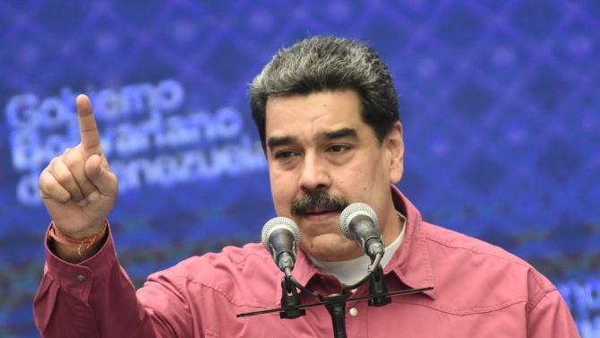 Мадуро обяви съкрушителна победа на изборите във Венецуела, бойкотирани от опозицията