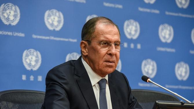 Лавров: Москва ще приветства всяка стъпка на Баку и Ереван за уреждане на ситуацията в Карабах
