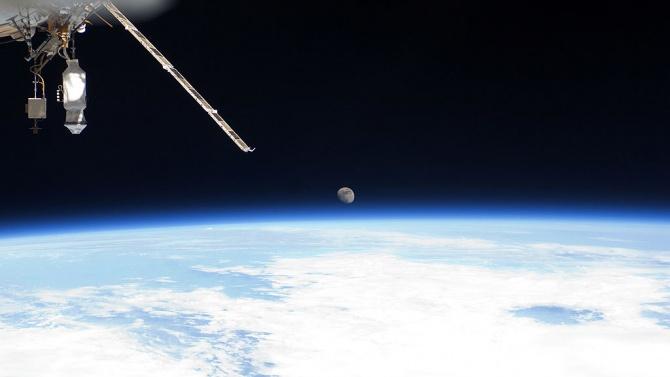Китайската мисия с проби от Луната се готви за завръщане на Земята