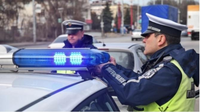 Пътна полиция в Сливен започва зверски проверки