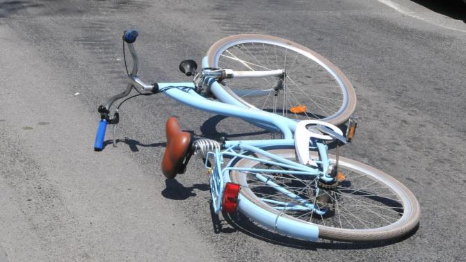 Кола помете пиян велосипедист в Пловдив