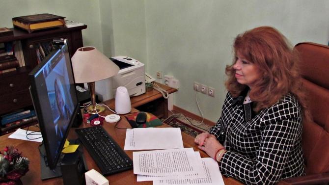 Илияна Йотова: Жените учени са тихи герои