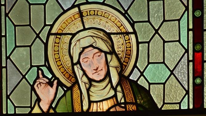 Църквата почита паметта на Света Анна - майката на Богородица