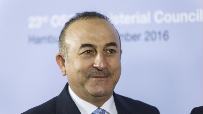 Външните министри на Франция и Турция обсъдиха отношенията на Анкара с ЕС