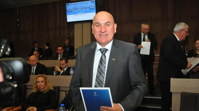 Отиде си бившият председател на Областния съвет на Бургас
