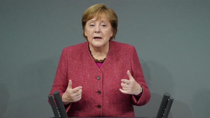 Меркел: Пандемията промени баланса в световната икономика
