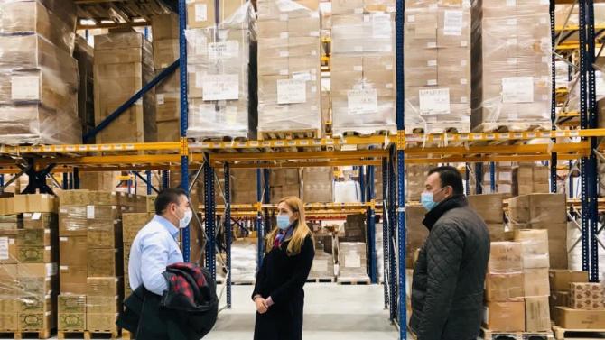 Ангелкова разговаря с бизнеса в Северозападна България