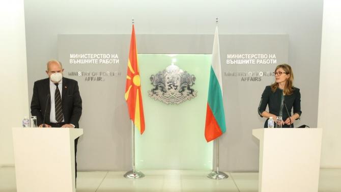 Захариева към Скопие: Спрете с антибългарската риторика! Искаме реални дела, а не празни обещания