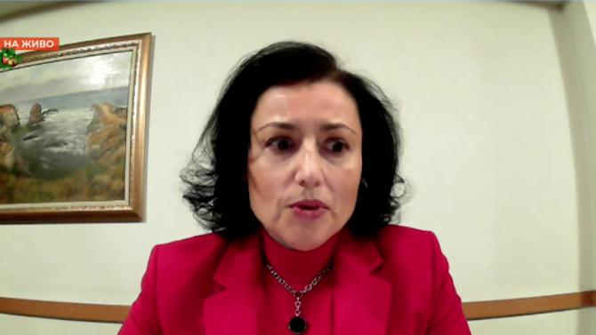 Десислава Танева: Изпращаме една много трудна година