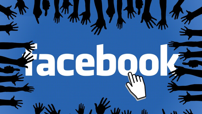 Чатът на Facebook се срина