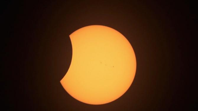 Луната ще закрие Слънцето за 2 минути на 14 декември