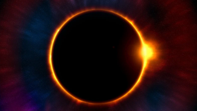 През 2021 г. ни очакват две слънчеви и две лунни затъмнения
