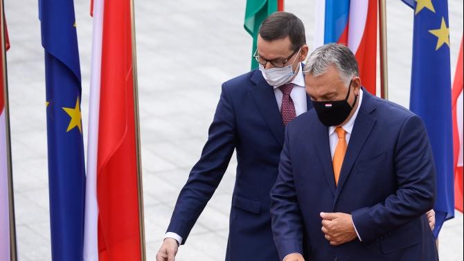 Премиерите на Полша и Унгария определиха компромиса за бюджета на ЕС като победа