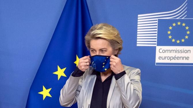 Председателката на ЕК: Различията ни в преговорите с Великобритания остават