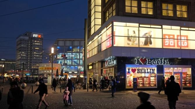 Затварят магазините в Германия