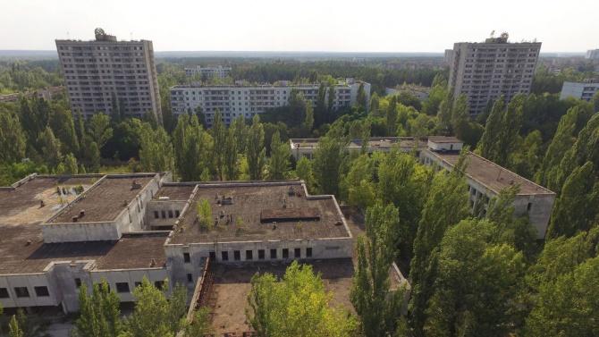 Вписват Чернобил в списъка за световно наследство на ЮНЕСКО?