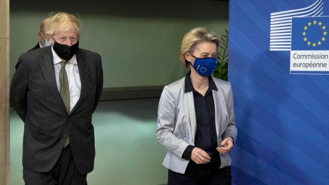 Преговорите между ЕС и Великобритания навлизат в съществен етап