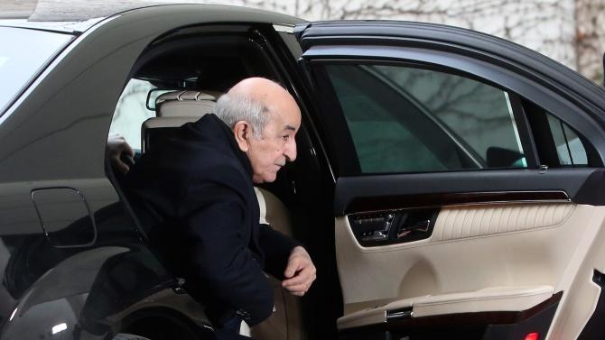 Алжирският президент: Възстановявам се!