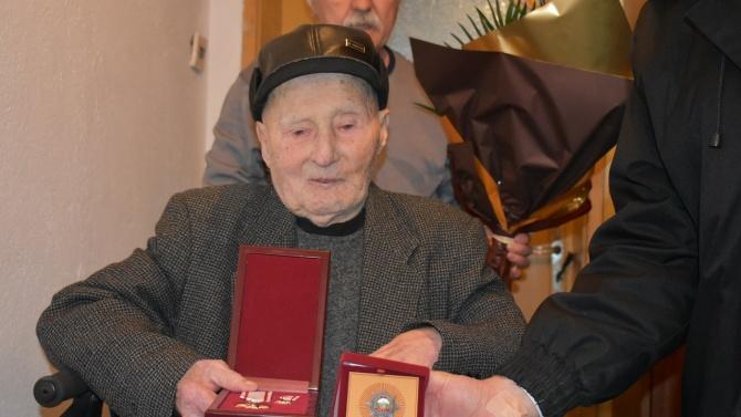 Шести столетник за годината в Асеновград- дядо Любен Кенанов посрещна рождения си ден с вълнение