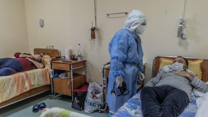 Няма места в COVID отделението на болницата в Нова Загора
