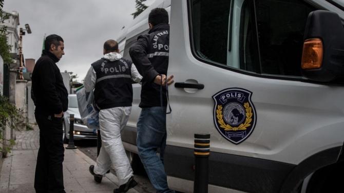 Турция залови терорист от френски произход на границата със Сирия