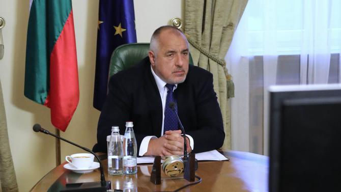 "Борисов отговори на авторите на ""Корона, чао"""