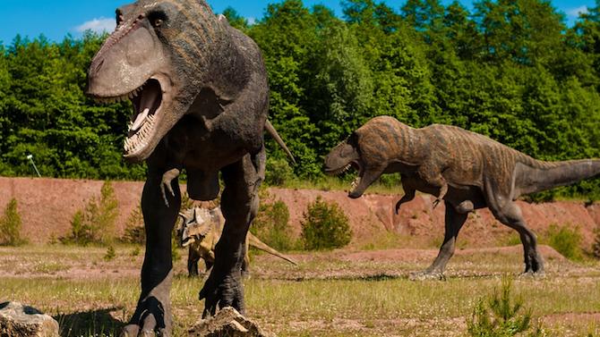 В Тибет откриха отпечатъци на динозаври, живели преди 176 милиона години