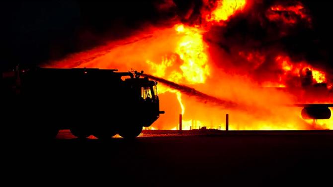 11 загинаха при пожар в старчески дом в Русия