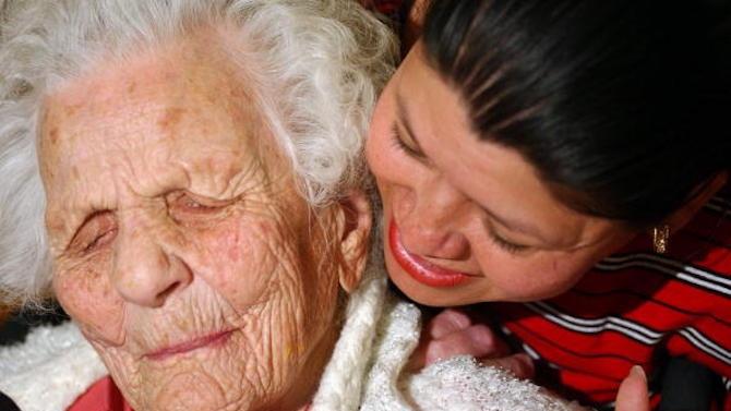 105-годишна французойка пребори COVID-19