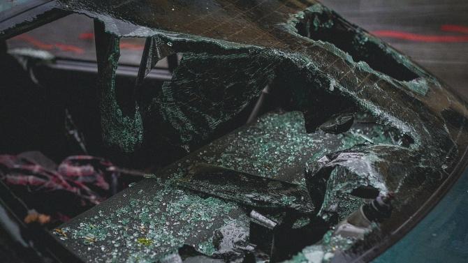 През денонощието в страната са станали девет тежки катастрофи