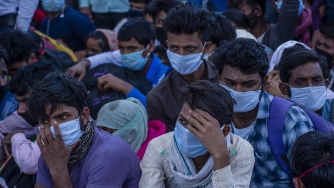 Над 26 300 нови случая на коронавирус в Индия, растат смъртните случаи в Пакистан