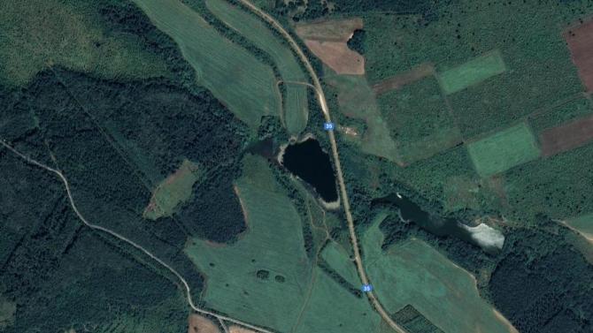 Временно е ограничено движението по пътя Ловеч – Плевен след язовирната стена
