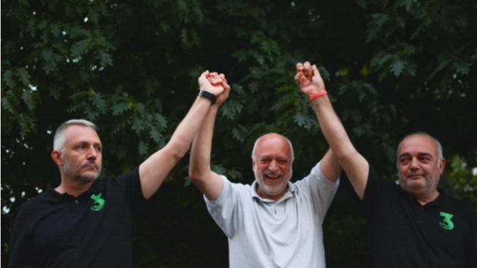 Отровното трио и Мая Манолова отиват заедно на избори